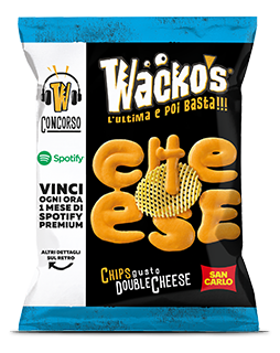 Wacko's - Cheese